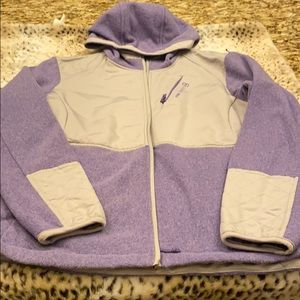 Free Country Lavender Silver Athletic Jacket
